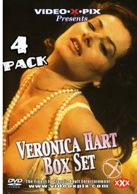 Veronica Hart Set {4 Disc Set}